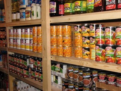 Food shelves
